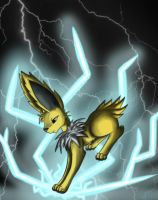 Lightning Jolt by Eld-Hoolia