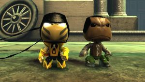 LBP Scorpion and Jax by Canovoy