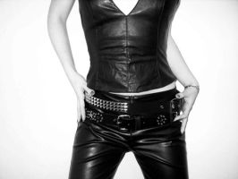 Leather Pants II by Red--Roses