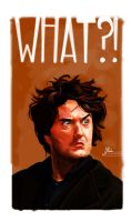 Bernard Black by MetalMike91