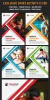 Sport Multipurpose Flyer 28 by Rapidgrafico
