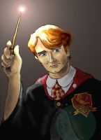 Dumbledore 7th Year by Mason44