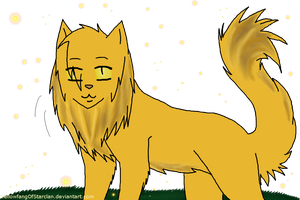 Lionheart by YellowfangOfStarclan