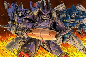 Decepticons by 1314
