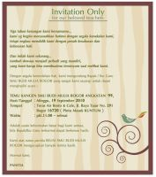 Invitation project by kevinandy
