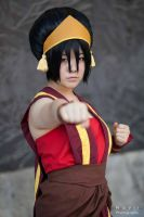 Avatar the Last Airbender - Toph Bei Fong by GreenTea-Cosplay