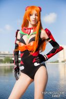 Asuka - Metrocon Shoot 07 by PAPANOTZZI