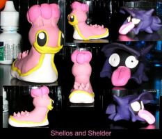 Shellos and Shelder