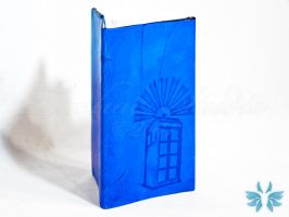 Doctor Who : TARDIS 01 by taeliac