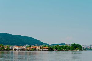 The city of Ioannina by agelisgeo