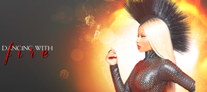 Dancing With Fire RP Banner #1 by InspiringWolves
