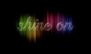Shine On by Textuts