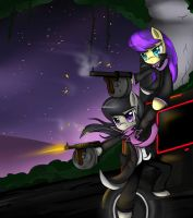 Trigger's Overture by CyanAeolin