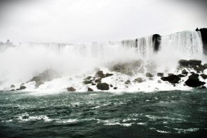 Niagara, Up Close and Personal by RainSummoner
