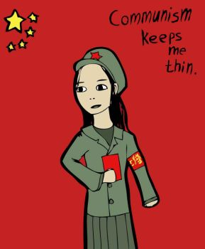 Communist China by masterkiki