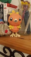 Torchic preview by nekonyan3