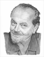 Jack-Nicholson . Finished !! by stublack