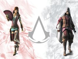 AC Brotherhood Wallpaper by Castianne