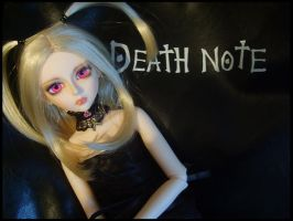 Death Note by PrincessAbiliss