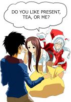 do you like present tea or me by panom