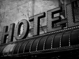 Freemont St. Hotel by RaySark