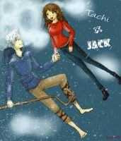 Request : Tachi X Jack Frost by TheAlisssou