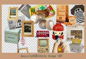 lovely things 15P by kassilly