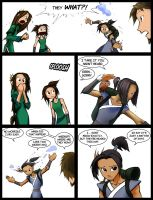 Kyoshi - The Undiscovered Avatar page 16 by Amirai