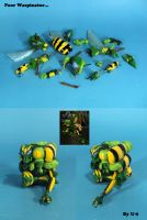 Poor Waspinator by Unicron9