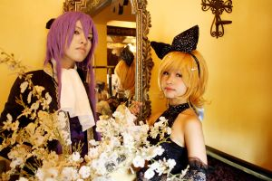 Cantarella: GackxRin_02 by MmeWhoo
