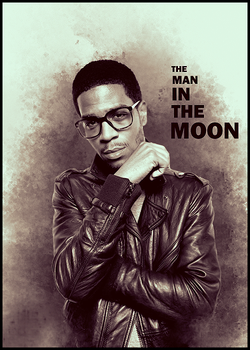The Man in the Moon by Meshedi