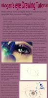 GIANT HONKIN EYE TUTORIAL by illogan