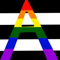 Straight Ally by AllensColors
