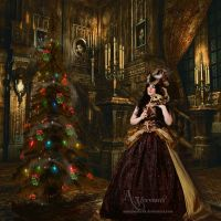 Old Christmas time by annemaria48