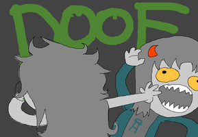 DOOF by Canine-tier