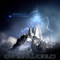 CD Cover - Destination Otherworld by Neyjour