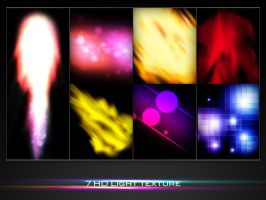 7 Light texture pack by ExExic