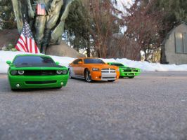 American Muscle by KateKannibal