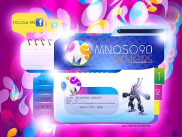 NEW WEBSITE INTERFACE 2MS by mnoso90