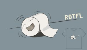 ROTFL on Threadless by premedito