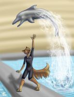 commish - sea world by kaleadora
