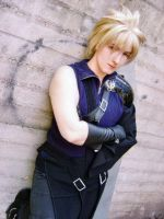 Cloud Strife by Chibi-Dante