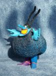 BLUE MEANIE by FOTOSHOPIC