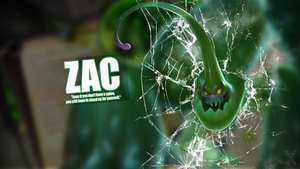 ZAC Screen Crack Wallpaper [1920x1080] by XONSOLE