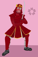 Redesigning Shakespeare - Tybalt Capulet by snowcloud8