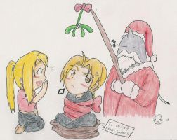 FMA: Giant Mistletoe by Paxastaria