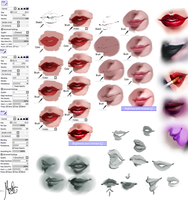 Lips - Tutorial by mah-freire