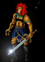 Lion-O by Eshto