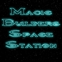 Magic Builders Space Station by TacoApple99