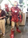 Iron Man (Ohayocon) by Jetrunner